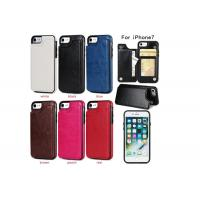 Buy cheap Grid Pu Leather Phone Case Various Type Customized Designer Eco - Friendly from wholesalers