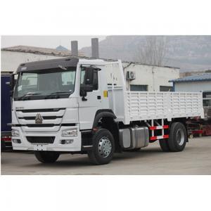 China Sinotruk Small Cargo Truck 10T 15T 16T 4x2 Howo Sidewall Cargo Truck wholesale