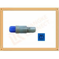 China Male Plug Push Pull 10 Pin Circular Connector Relationship With Mindray wholesale