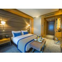 Five Star Hotel Furniture For Luxury Royal Suit Room Natural Wood Color