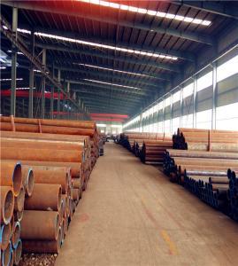 China Bolier Seamless Alloy Steel Tube TT ST 35 N/TT ST 35 V / P215NL TC 1/P255QL For Low Temp Services wholesale