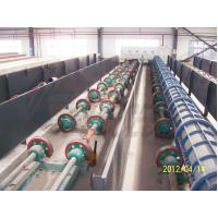 China Precast Concrete Pole Steel Mould Centrifugal Spinning Machine wholesale