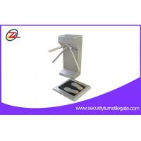 China Smart Security Tripod Turnstile Gate With Blocket Limiting Function wholesale
