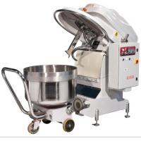 China 12000 pcs / hr Capacity  Pita Bread Production Line With 200 kg Volume Dough Mixer wholesale