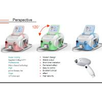 China Powerful Germany bars 808nm diode laser hair removal on sale