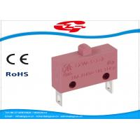 China 10A 50A 250V AC Electrical Rocker Switches , Push Button Electric Switch SPST Type wholesale