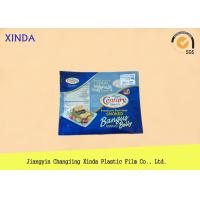 Quality Customized Plastic Food Packaging Bags ,  Safe PET / CPP Heat Sealable Plastic Bags for sale