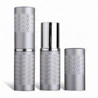 China Lipstick Tubes with Height of 73mm, Customized Colors are Accepted, Available in Cup Size of 12.1mm wholesale