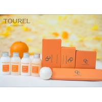 Buy cheap Professional Hotel Bathroom Amenities Sets / Hotel Guest Amenities from wholesalers
