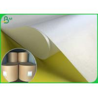 China 80GSM Waterproof Book Binding Board For Making Adhesive Tapes / Stickers on sale