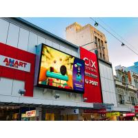 China P10 Waterproof Outdoor LED Billboard Display Outdoor Advertisment High Luminance wholesale