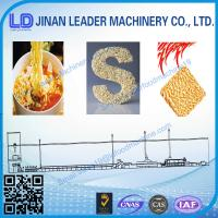 Make Automatic  Large output instant noodle manufacturing machine