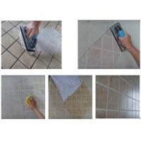 China Flexible / Eco FriendlySwimming Pool Tile Grout , Wall Epoxy Grout wholesale