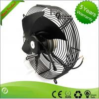 China High Speed Hvac / Bathroom EC Axial Fan With Variable Speed Control wholesale