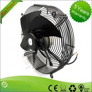 China Sheet Steel Ventilation Ec Axial Exhaust Fan , Industrial Blower Fans High Volume wholesale