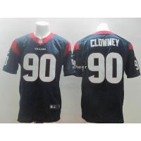 China nike NFL Houston Texans 90 Clowney elite Jersey wholesale