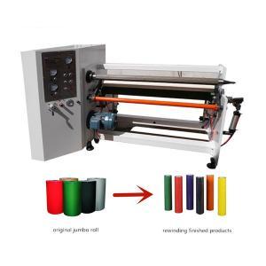 China 130m/Min Tape Rewinding Machine wholesale