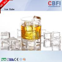 China Professional Ice Cube Machine / Commercial Ice Maker 22*22*22mm wholesale