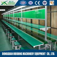 China Assembly Line Automated Conveyor Systems , Assembly Line Conveyor 0.4kW - 22kW wholesale