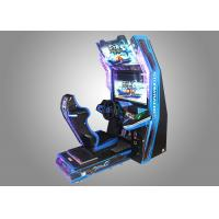 China Real Feeling Great Fun Indoor Electric Racing Simulator Arcade Machine Stable Performance wholesale