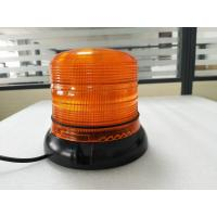 China led magnetic flashing red rotating beacon light 12v for fire truck ambulance police on sale