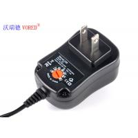 China RoHS Approval Multiple Output Power Supply , 6 DC Jack Multi Voltage DC Adapter wholesale