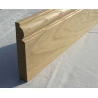 Quality Solid Oak Skirting (Wall base) for sale