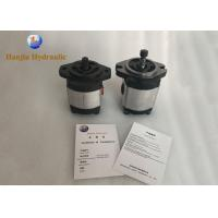 Quality 2 Bolt Mount Hydraulic Gear Motor Cast Iron / Aluminum CBT Series For Harvesters for sale