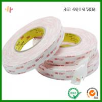 China 3M4914-25VHB strong double-sided Tape _ 3M4914 Series White Acrylic foam Tape wholesale