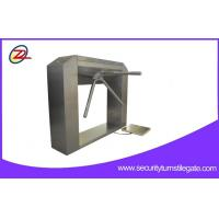 China 304 stainless steel Bi - directional Tripod Turnstile Gate Systems with CE approved wholesale