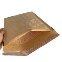China Durable Browm Kraft Bubble Mailers Padded Envelopes Hot Melt Adhesive Glue wholesale