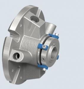 China 5615 Balanced Carbon Mechanical Seal , Metal Bellows Pump Mechanical Seal wholesale