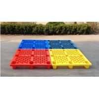 """China 48* 40 """" Medium duty nestable ISO standard industrial coloful plastic pallet wholesale"""