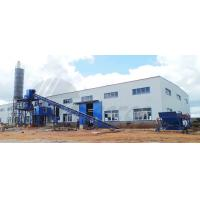 China Industrial Concrete Batch Mix Plant 1200KG High Power For Stirring Mill wholesale
