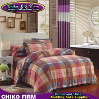 China CKKB006-CKKB010 Thick Reactive Printing Brushed Cotton Brushed Bedding Sets wholesale