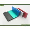 Buy cheap Ultra Thin Slim Metal Power Bank Portable 4000mAh Capacity With Aluminum Shell from wholesalers