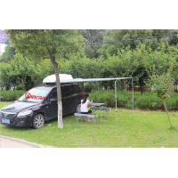 Quality Car Rain Tent and Awning 280G Canvas 2 x 2.5m Instant Setup Wing Side for sale
