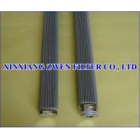 China Pleated Wire Mesh Filter Cartridge wholesale