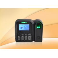 China Biometric Timeclocks Wireless Fingerprint Time Attendance System Embedded Web Server on sale