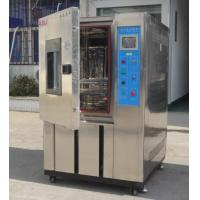 China Environmental Test Equipment Temperature Humidity Chamber with Programmable Controller wholesale