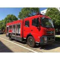 China Dongfeng 6 Ton Big Fire Truck 6 Wheel Quick Delivery ISO Certification on sale
