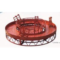 China 8 - 10m/min Chimney Suspended Access Platform for Cleaning / Construction wholesale