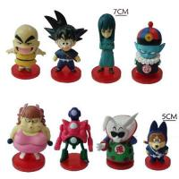China Dragon Ball collectable figure,mini figure wholesale