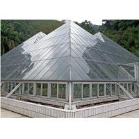 50 Micron UV - Protection Transparent Greenhouse Polycarbonate Sheets soundproof