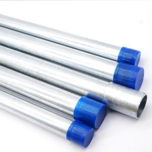 China GI BS4568 / RSC / IMC / EMT Galvanized Conduit Pipe on sale