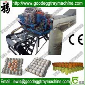 China Pulp Tray Molding Making Machine on sale