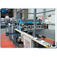 China Single Screw Plastic Sheet Making Machine For Producing PP Sheet / PP Plate wholesale