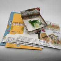 Quality Foldable White Cardboard Paper Boxes for Energy Bar Chocolate bars Food Snack for sale
