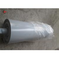 China Heat resistant Conveyors Belt Idler For Clinker Steel Pipe Rollers on sale