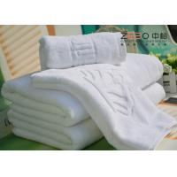 China Multi Function SPA Hospital Hotel Bath Towels With ISO9001 Certificate wholesale